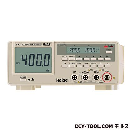 【送料無料】kaise デジタルマルチメーター SK-4035