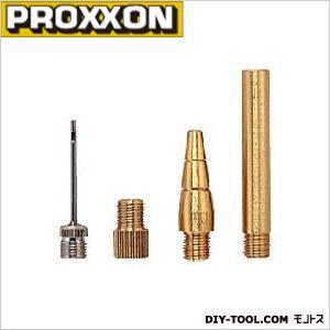 プロクソン/proxxon ミニコンプレッサー用ノズル4点セット E1301