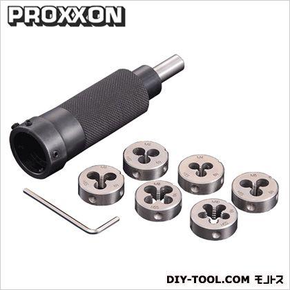 プロクソン/proxxon 外ネジ切削用ダイスM3-10旋盤用カッティングツール 24082