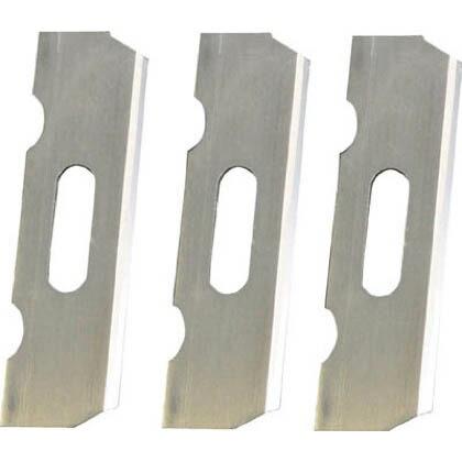 KAKURI利蔵替刃式鉋替刃3枚入42mm  サイズ:刃幅42mm 12633 3 枚