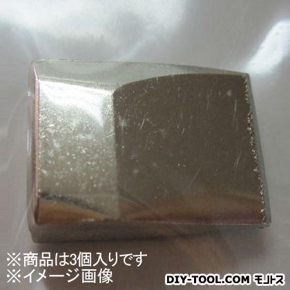 角利玄能クサビNo.4  サイズ:巾/約9mm 13417 3 個