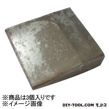 角利玄能クサビNo.5  サイズ:巾/約12mm 13418 3 個