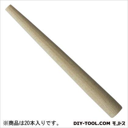 角利 木釘 小A  全長約45mm、先端部直径2.2mm、根元部直径4.7mm  20 本
