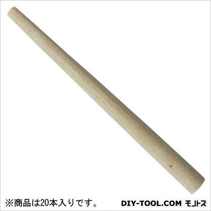 角利 木釘 細B  全長約45mm、先端部直径1.9mm、根元部直径3.5mm  20 本