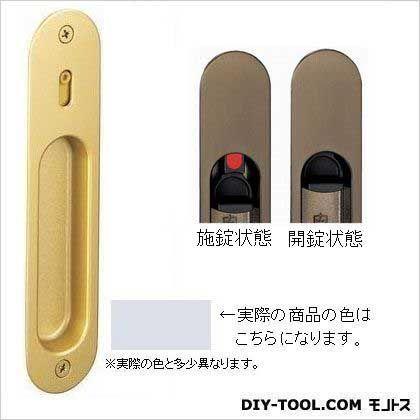 引戸錠(表示)  B/S51 D151-4A-MS-Z  セット
