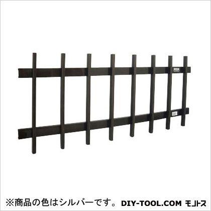 【送料無料】川口技研 面格子G シルバー 4.2×90×92cm S09209