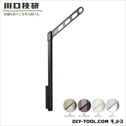 腰壁用ホスクリーン上下式 ハイグレードタイプ ホワイト  LP-55-W 1セット  (2本入り)