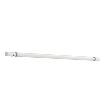 室内用物干竿 ホワイト 最小0.95~最大1.54m QL-15-W