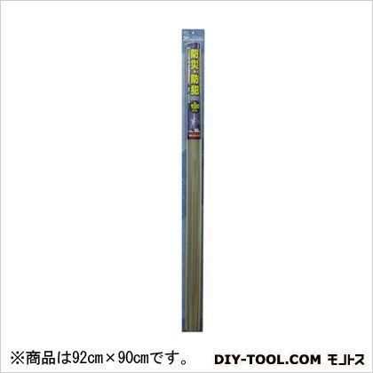防災・地震対策フィルム100μ クリアー 92cmX90cm HGS-10M