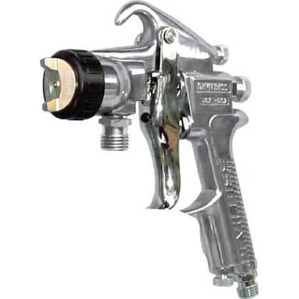 【送料無料】デビルビス 吸上式スプレーガン大型(ノズル口径2.5mm) 215 x 130 x 57 mm JGX-502-125-2.5-S