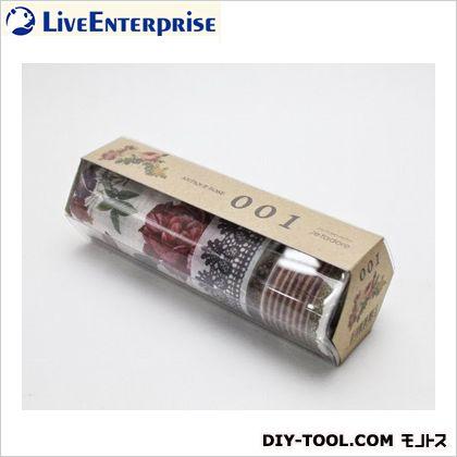 ライブエンタープライズ  ジュタドールキット1アンティークローズ001 CJ-KIT-0101