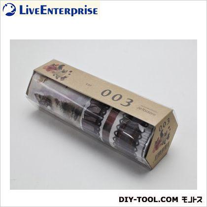 ライブエンタープライズ  ジュタドールキット3キャット003 CJ-KIT-0103