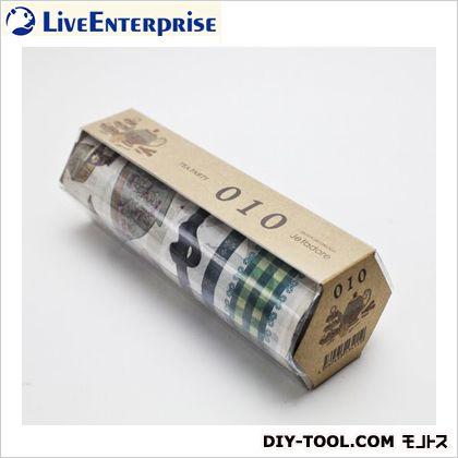 ライブエンタープライズ  ジュタドールキット10ティーパーティー010 CJ-KIT-0110