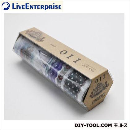 ライブエンタープライズ  ジュタドールキット11マリン011 CJ-KIT-0111