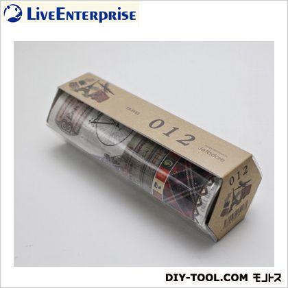 ライブエンタープライズ  ジュタドールキット12トラベル012 CJ-KIT-0112