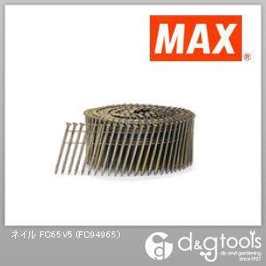 【送料無料】マックス ワイヤ連結釘 スムース FC65V5 300本×20巻