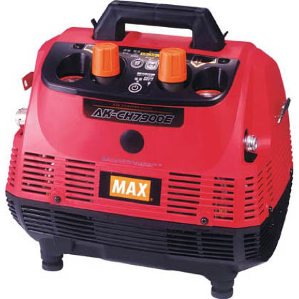 マックス MAX44気圧ハンディエアコンプレッサ兼用エアチャック装備 AK-CH7900E