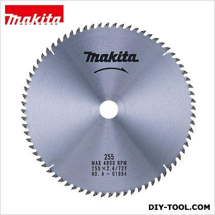 マキタ/makita 木工・アルミ用チップソー255MM×72P A-01884