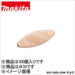 ジョイントカッタ用ビスケット  #10 A-16938 100 個
