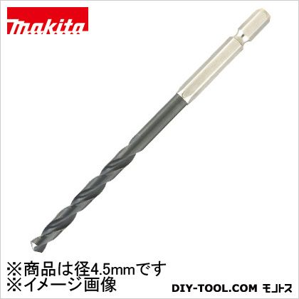 マキタ/makita 木下穴・鉄用六角軸ドリル4.5 4.5ミリ A-40440