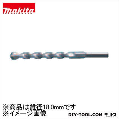 マキタ/makita 超硬ドリル各種震動ドリル18.0 18.0ミリ A-42581