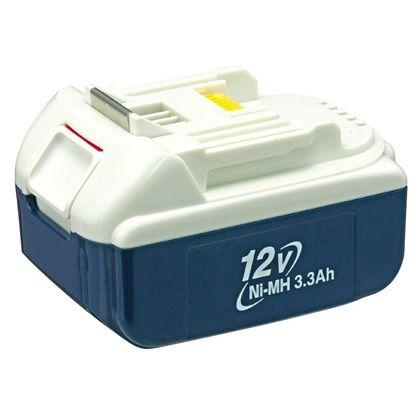 バッテリ・電池パックBH1233Cスライド式ニッケル水素バッテリ12V   A-37655