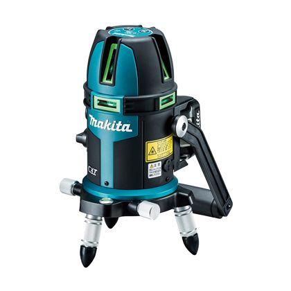 充電式レーザー墨出し器   SK505GDZ