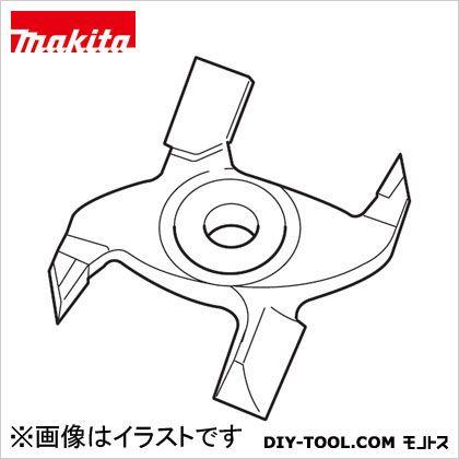 マキタ/makita 小型ミゾキリ用三面仕上4Pカッタ外径120mm刃幅9.0mm A-22654