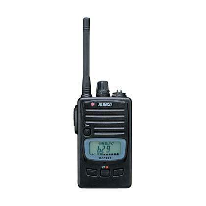【送料無料】マイゾックス 特定小電力トランシーバー DJ-P221M