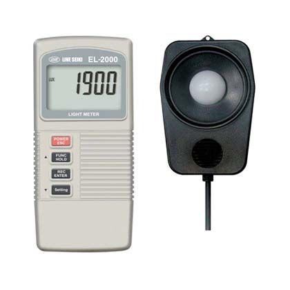 【送料無料】マイゾックス デジタル照度計 EL-2000 0