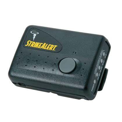 携帯型雷警報器ストライクアラートII   SAII