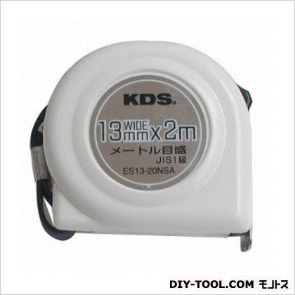 コンベックス 白 13mm巾2m ES13-20NSA