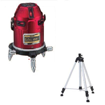 【送料無料】ムラテックKDS DSL-92S受光器・三脚付N 赤 156 x 143 x 220 mm DSL-92SRSAN 1台