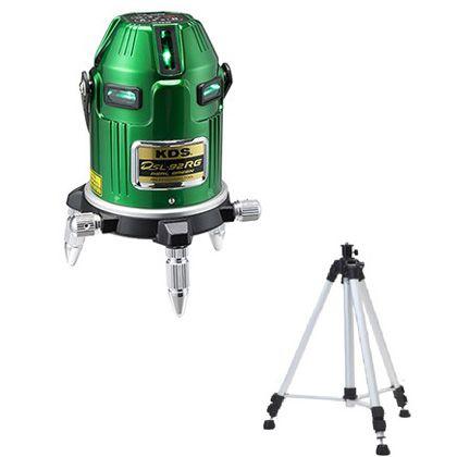 KDSDSL-92RG受光器・三脚付N 緑 156×143×220mm DSL-92RG RSAN