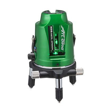 ドット付リアルレーザー(本体のみ) グリーン 112×112×188mm ATL-D1RG