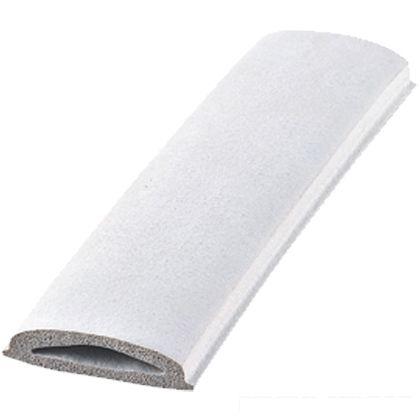 巾広クッション No.929 ホワイトグレー 9×29×2500mm 266-0033 1 本