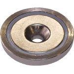 マグナ ネオジ磁石プレートキャッチ(皿穴タイプ)(1個入) 1-NCC36RA 1個
