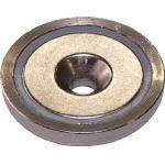 マグナ ネオジ磁石プレートキャッチ(皿穴タイプ)(1個入) 1-NCC48RA 1個