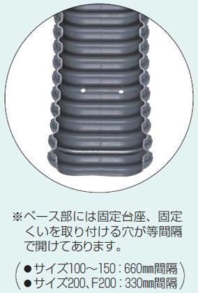 トラフレキ(波付合成樹脂トラフ)
