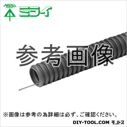 波付情報サヤ管(波付硬質合成樹脂管(高密度ポリエチレン管:HDPE))   ESP-N50