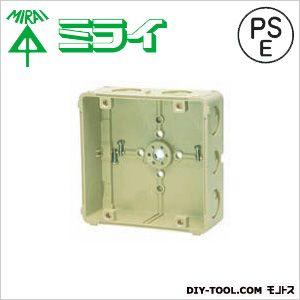 未来工業 埋込四角アウトレットボックス CDO-5A-EM