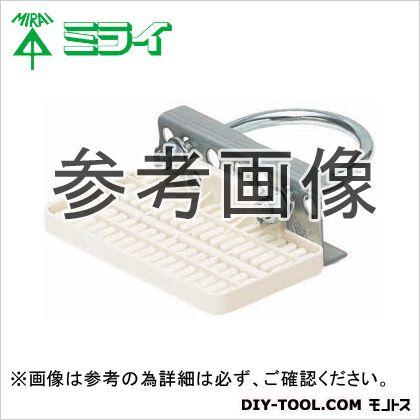 未来工業 感知器取付台座(二重床下用)電気亜鉛めっき仕様 SOA-K39