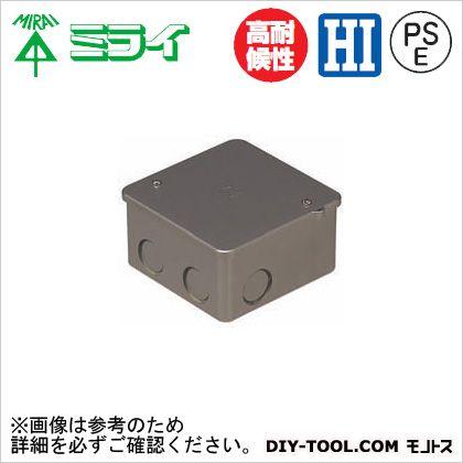 未来工業 PVKボックス シャンパンゴールド PVK-BNCG