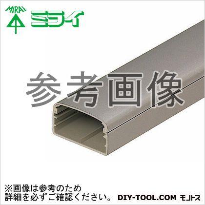 未来工業 モールダクト(屋外用)(ケーブル配線保護カバー) シャンパンゴールド MDH-70CG