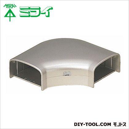 未来工業 ダクト曲ガリ(モールダクト用) シャンパンゴールド MDM-70CG