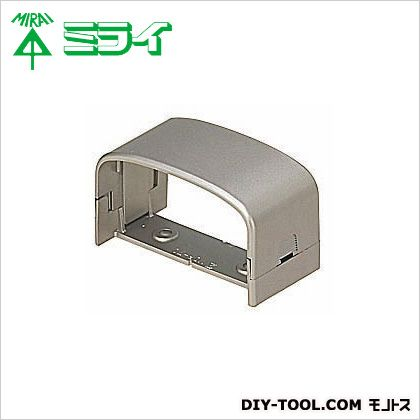 未来工業 連結ソケット(モールダクト用) シャンパンゴールド MDR-70CG