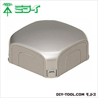 未来工業 分岐ボックス シャンパンゴールド MDB-1CG