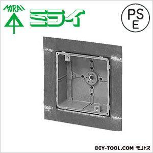 未来工業 X線防護用アウトレットボックス CDO-4AXP4-1
