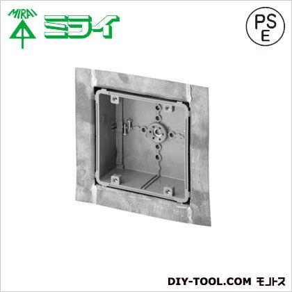 未来工業 X線防護用アウトレットボックス CDO-5BXP4-1