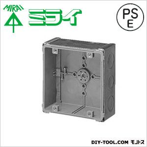 未来工業 X線防護用アウトレットボックス CDO-5BXP-2